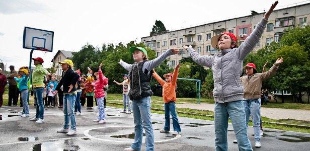 Цього року на Кіровоградщині було збудовано 55 нових спортивних споруд