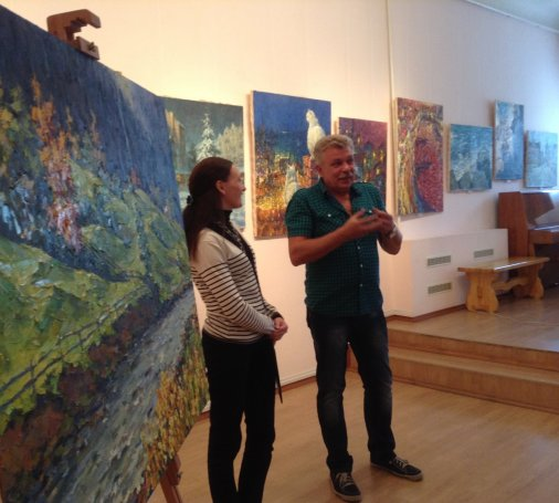 Виставка Сергія Дриги: До відвідування обов'язково!
