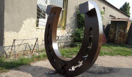 Новий кований монумент у Кіровограді