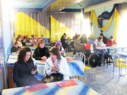 Кіровоградські діти з особливими потребами вчилися просувати себе он-лайн