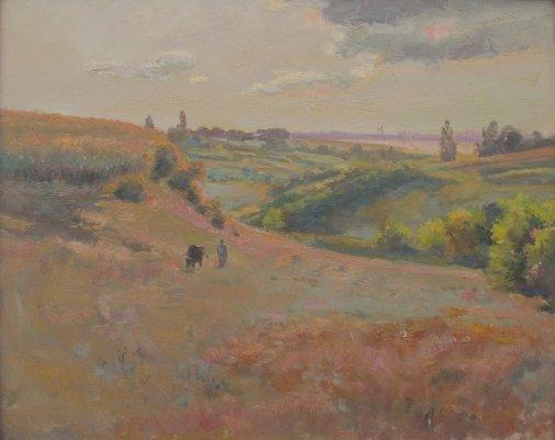 Кіровоградські художники показали глядачам, яким вони побачили Добровеличківський район