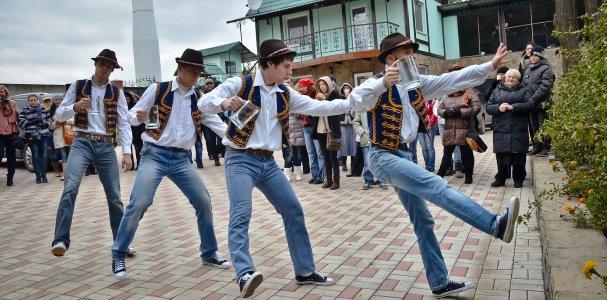 Кировоград отметил праздник пива - Октоберфест!