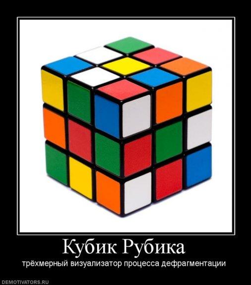В Олександрії складатимуть кубік Рубіка на швидкість