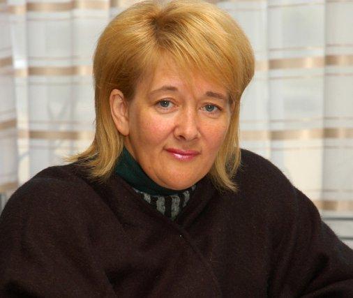 Наталя Долгополова стала Заслуженим працівником освіти