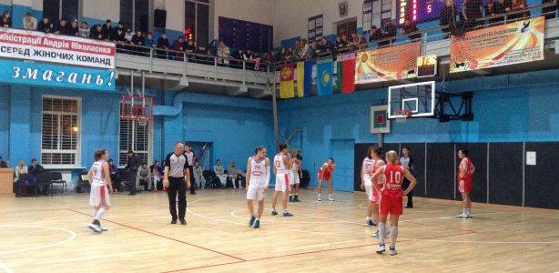 Стартовал Кубок губернатора по женскому баскетболу