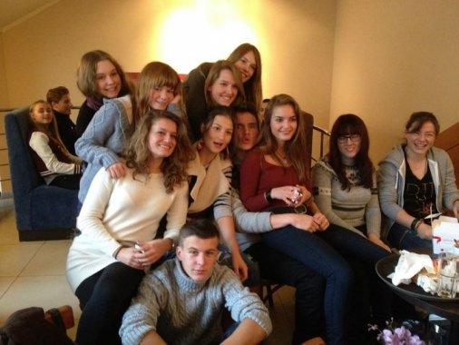 Французькі ліцеїсти весело і корисно провели час на Кіровоградщині