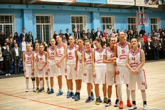 Єлисавет-баскет (фото - О.Сухонос)