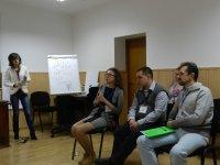Майстер-клас від Олени Кваші та Дарини Романської