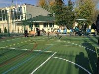 Новий спортивний майданчик у Кіровограді