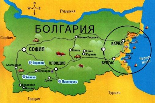 Мортимер приглашает в детский англоязычный лагерь в Болгарии