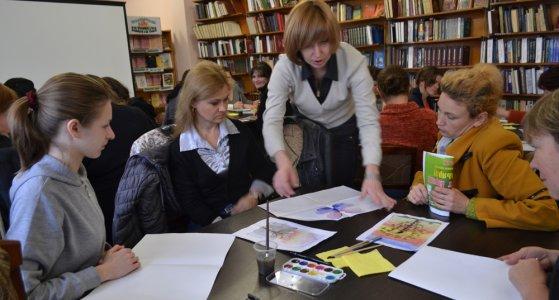 Тетяна Стрітьєвич провела тренінг для жінок Новоукраїнського району