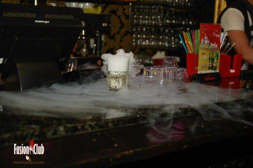 Праздник Halloween в клубе Fusion Club отмечали три дня: репортаж!