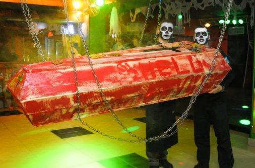 Хэллоуин прошел - остались впечатления и фоточки!