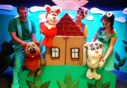 Кіровоградські лялькарі здобули перемогу на огляді-конкурсі «Прем'єри сезону»