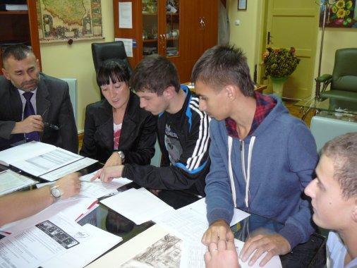 Налагоджена дружба між Кіровоградом та Ярославом!
