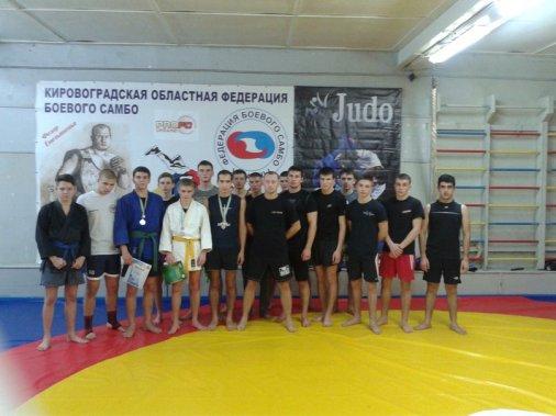Состоялся открытый чемпионат Кировоградской области по панкратиону
