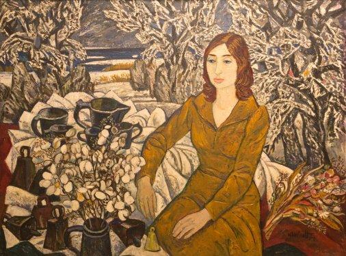 Обличчя народів: Виставка картин в обласному музеї