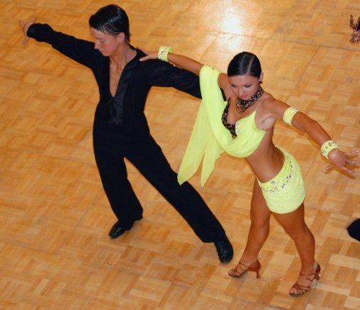 Понад сімсот танцюристів приїдуть на Кубок губернатора зі спортивних танців