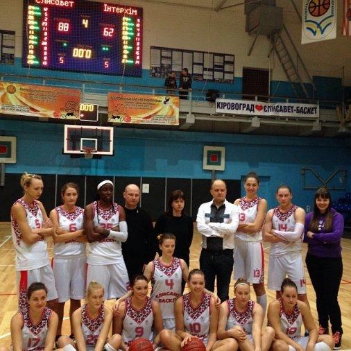 «Єлисавет-баскет» переміг «ІНТЕРХІМ-СДЮСШОР№2»