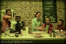 Маффины в DVA Coffee