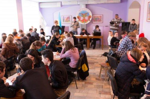 Розпочався XV чемпіонат Кіровоградської області з інтелектуальних ігор серед школярів