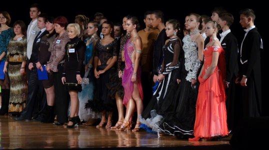 За Кубок губернатора у Кіровограді змагалися 700 танцюристів