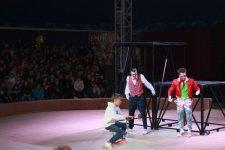Цирк Кобзов в Кировограде