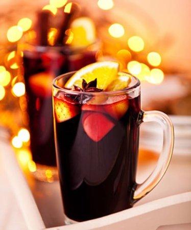 безалкогольный глинтвейн в CoffeeLife