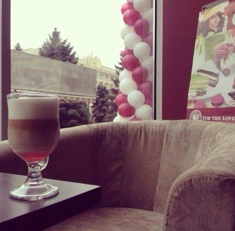рождественские напитки в CoffeeLife