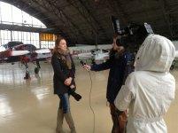 Глафира дает интервью