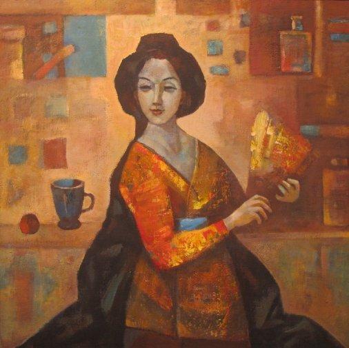 Персональна виставка творів Ігоря Смичека