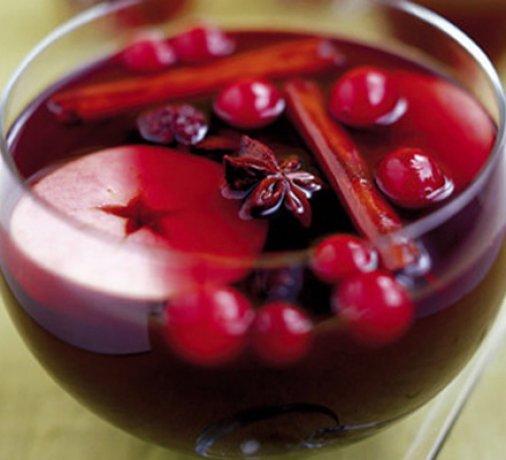 Глинтвейн - зимний напиток для теплой компании