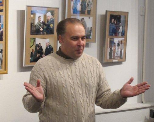 Філіпенко відкрив фотовиставку «Обличчя кіровоградської журналістики»