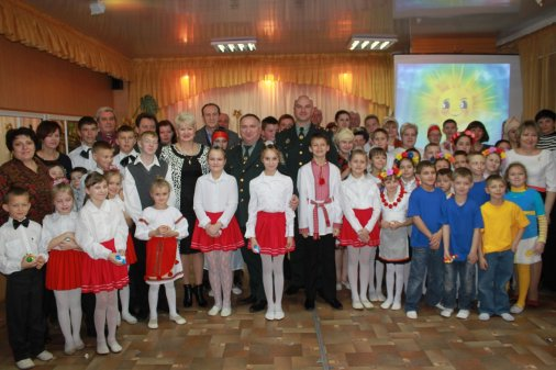 Кіровоградські пенітенціарії допомагають дітям з особливими потребами