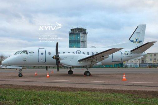 Кировоградская Авиакомпания URGA открывает рейс Киев-Черновцы-Киев