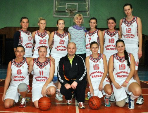 Баскетбол: Наша женская команда Первой лиги одержала победу!