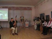 Кобзарська пісня – душа українського народу