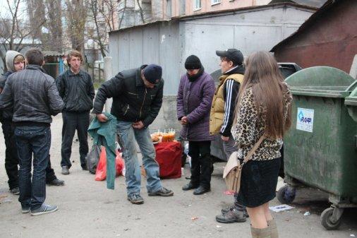 «Милосердие» предлагает кировоградцам помочь бездомным
