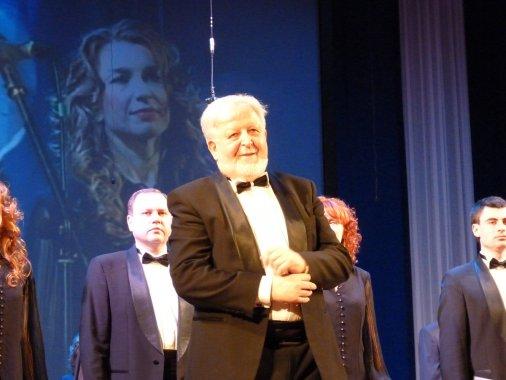 Андрій Ніколаєнко – камерному хору: Нам обом по 35 років, і я горжуся, що вітаю вас від усієї Кіровоградщини!