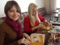 Катя и Лена