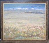 Леонід Бондар (1938-2013) Холодне літо, 2008 69х89, полотно, олія ціна 5000