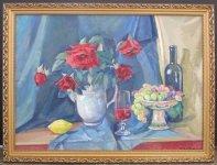 Юрій Вінтенко, 1955 Натюрморт з трояндами, 2010 50х70, картон, олія ціна 3000