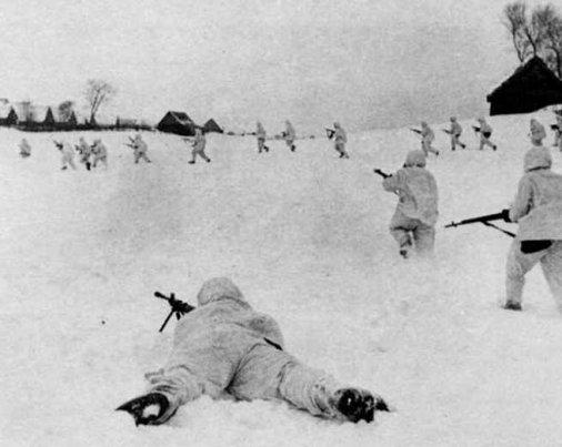 Кировоградская_операция - наступательная операция Красной Армии