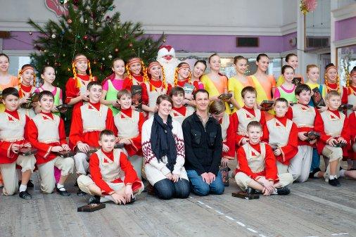 Хореограф із Гамбургу вражений кіровоградськими танцюристами