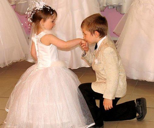 """Если ребенок говорит: """"Хочу... жениться!"""""""