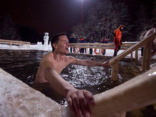 Крещение: Топим нечисть безопасно и с комфортом!