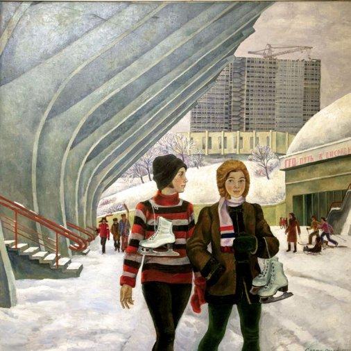 У Кіровограді відкрилася експозиція до Всесвітнього дня снігу