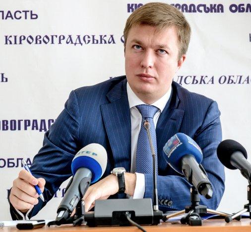 Кіровоградський губернатор претендуватиме на звання «Людини року-2013»