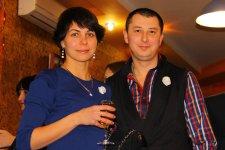 Александра и Игорь