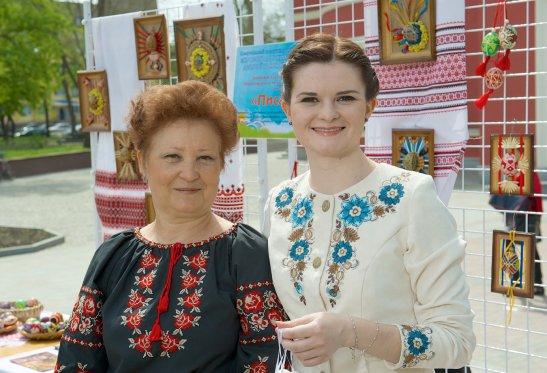 Cвітлана та Тетяна Стороженко